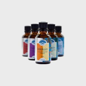 Homøopatiske lægemidler - Bredspektrede